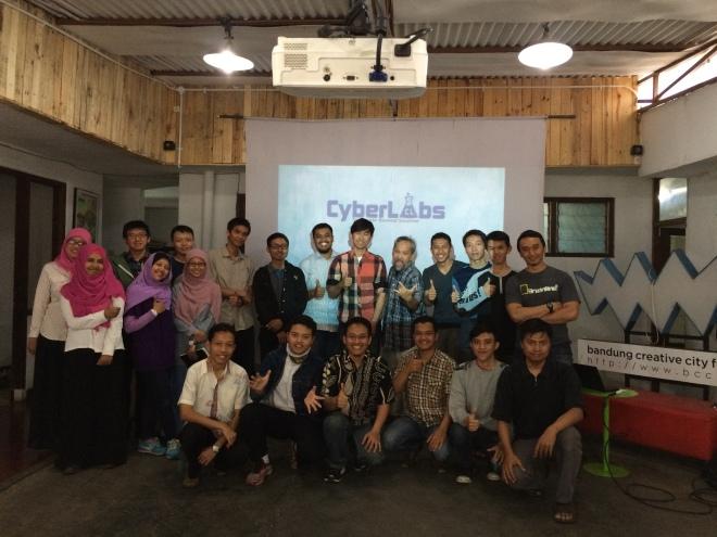 CodeMeetUp Bandung